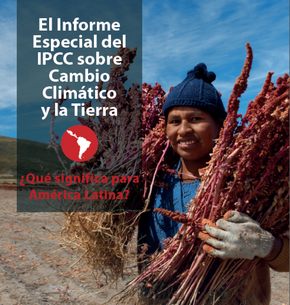 Presentación-IPCC-AR5 toolkit-report